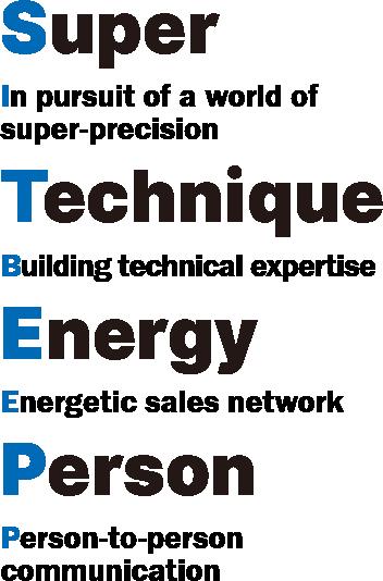 Super Technique Energy Person